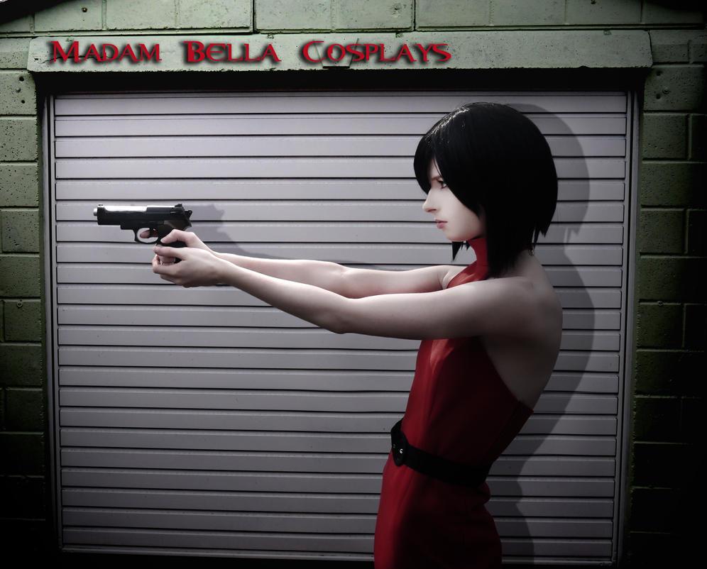 Ada, Ada Wong by MasterCyclonis1