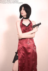 Ada Wong Resident Evil/Biohazard 4 by MasterCyclonis1