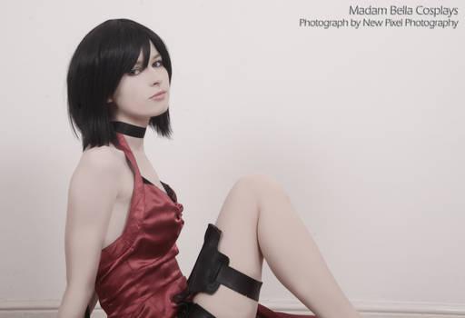 Ada Wong Resident Evil/Biohazard 4 costume