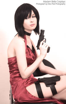 Ada Wong Resident Evil 4 Cosplay