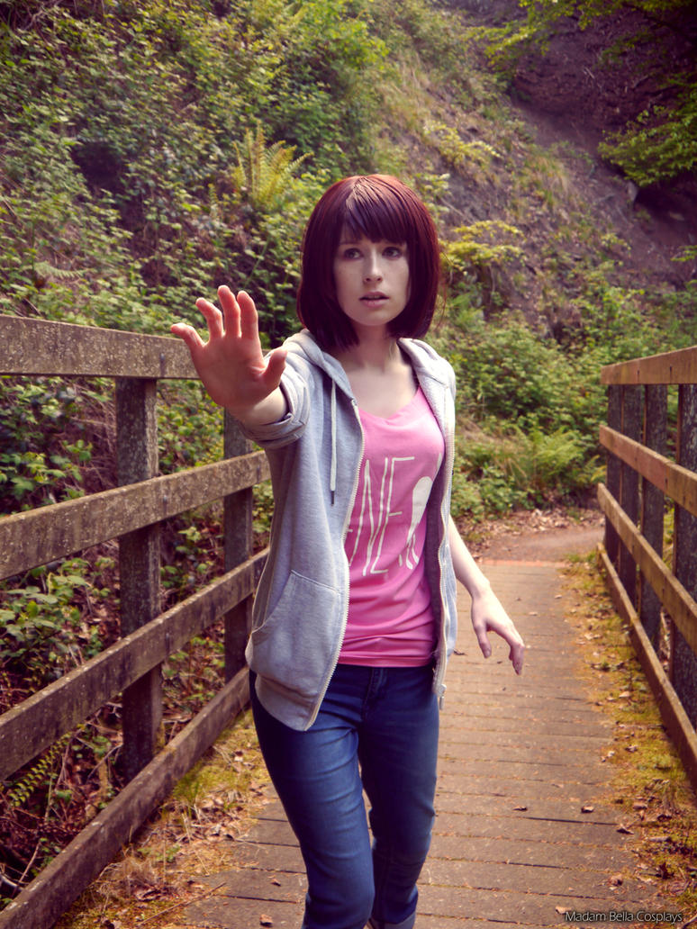 I keep going back in time - Max Caulfield Costume by MasterCyclonis1