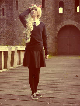 I hope there's pudding - Luna Lovegood Cosplay