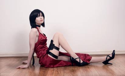 Ada Wong - Resident Evil 4 - Cosplay