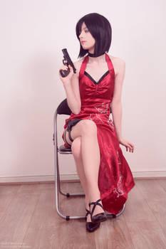 Resident Evil 4  - Ada Wong (Cosplay)