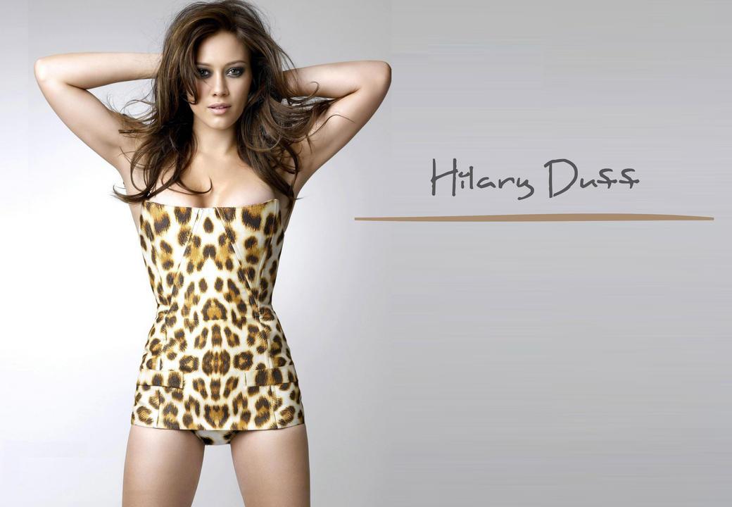 Hilary Duff by ArtSlash13