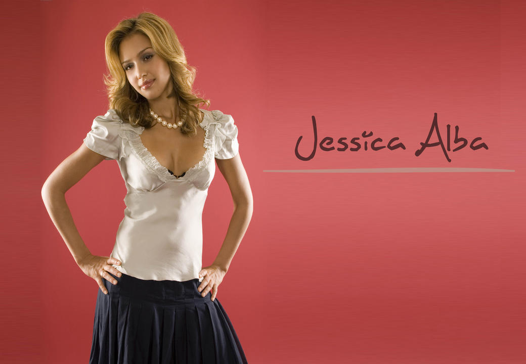Jessica Alba by ArtSlash13