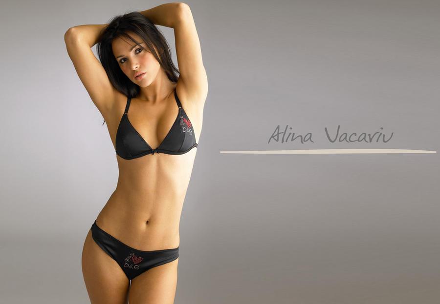 Alina Vacariu 2 by ArtSlash13