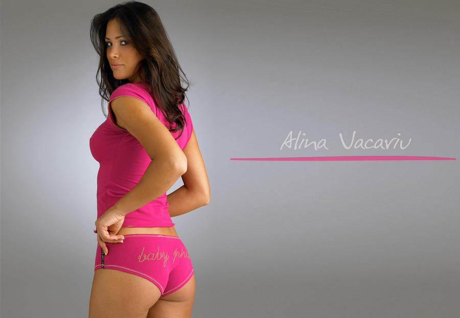 Alina Vacariu 4 by ArtSlash13