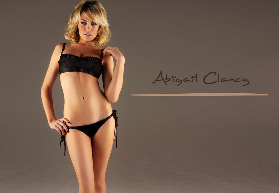 Abigail Clancy by ArtSlash13