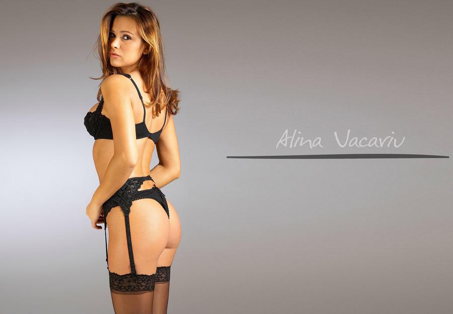Alina Vacariu 9 by ArtSlash13