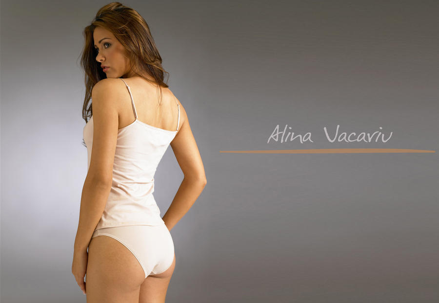 Alina Vacariu 11 by ArtSlash13