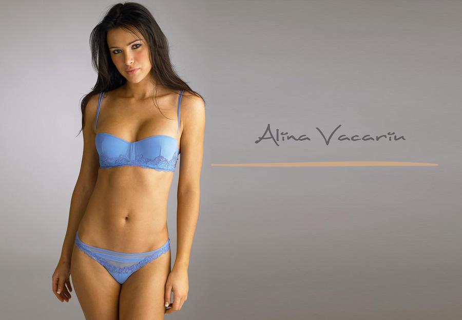 Alina Vacariu 13 by ArtSlash13