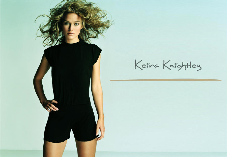 Keira Knightley by ArtSlash13