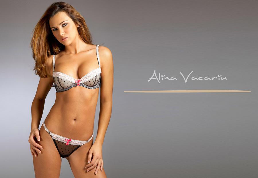 Alina Vacariu 14 by ArtSlash13