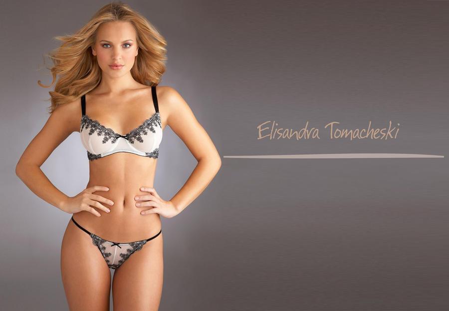 Elisandra Tomacheski 3 by ArtSlash13