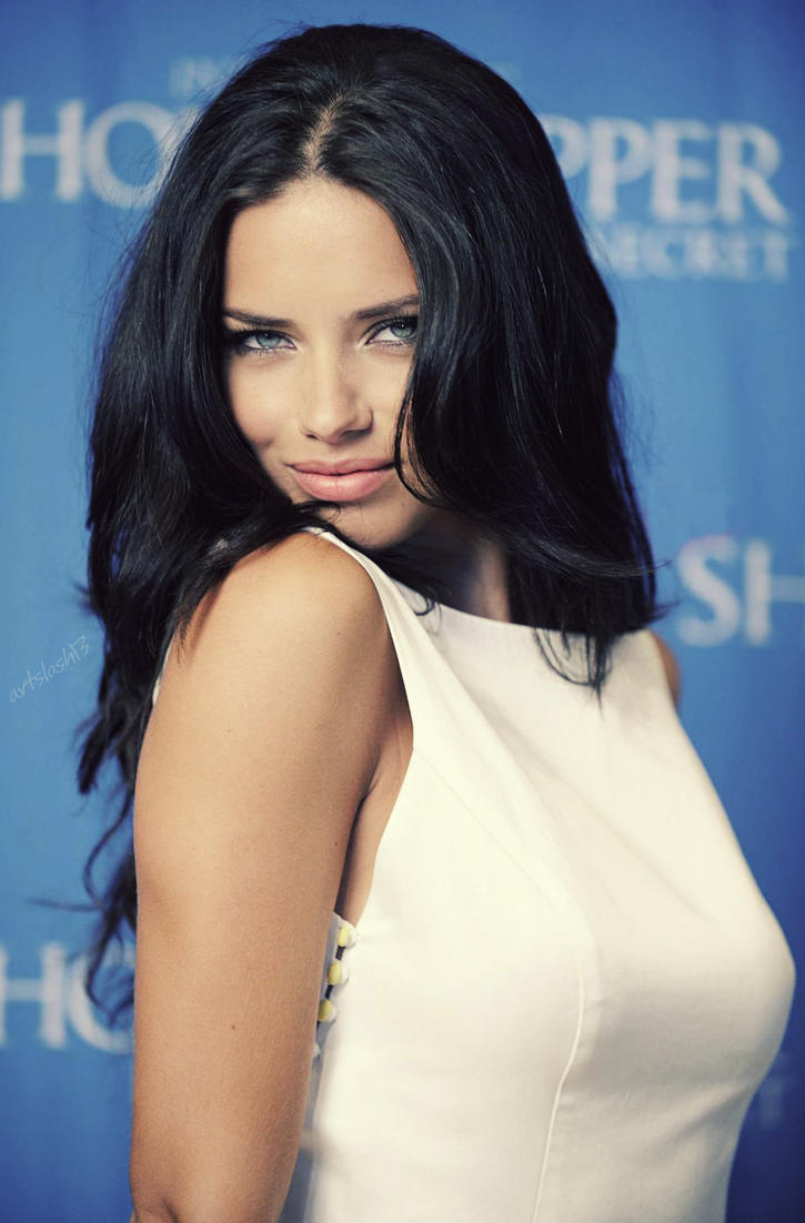 Adriana Lima 4 by ArtSlash13