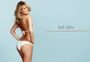 Kate Upton by ArtSlash13
