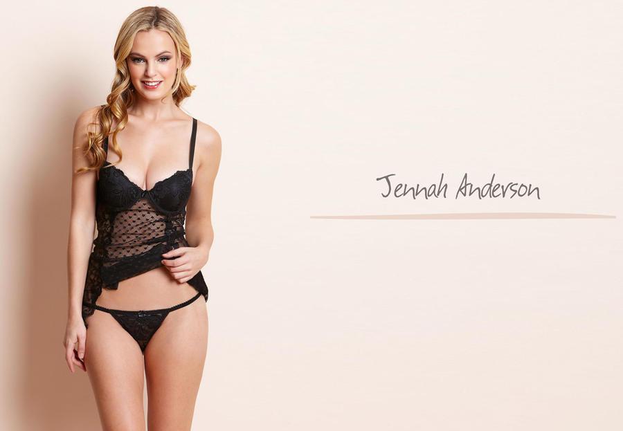 Jennah Anderson by ArtSlash13