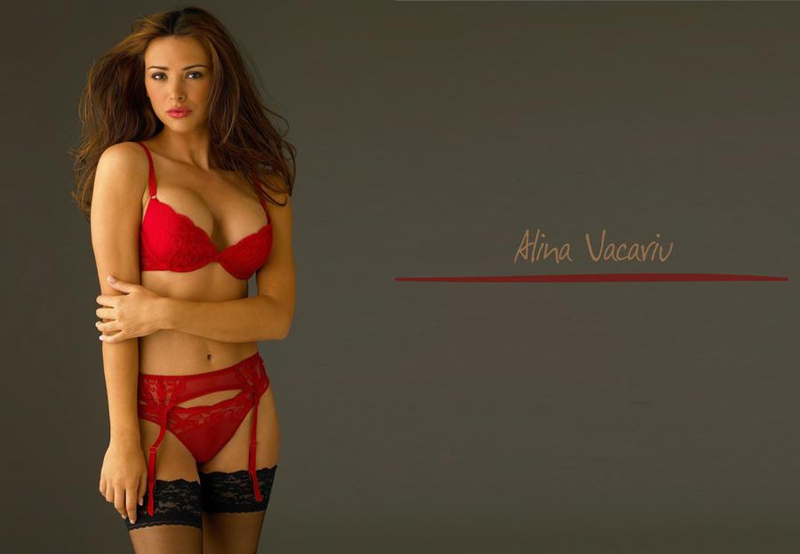Alina Vacariu 25 by ArtSlash13