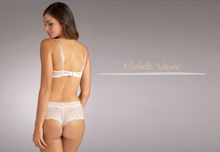 Michelle Vawer 6 by ArtSlash13