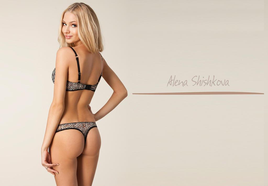 Alena Shishkova 1 by ArtSlash13