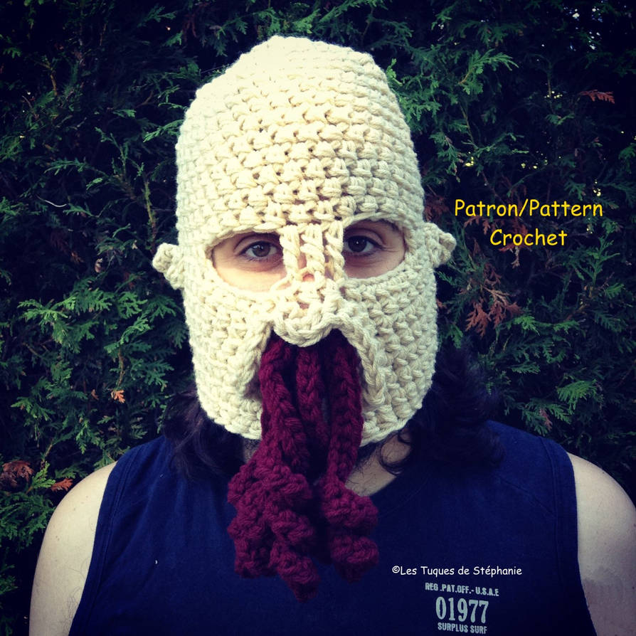 Crochet pattern to Oods (Dr Who) by Snyki