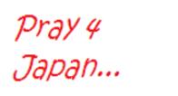 Pray For Japan by xRiCexCaKex