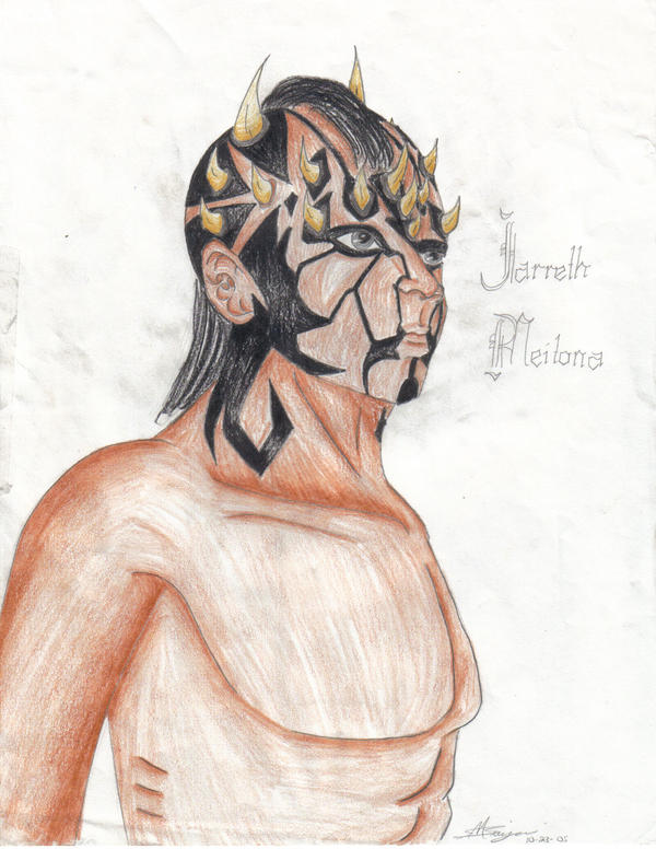 Rebel Profile Jarreth Meitona by SheiBKroeker