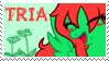 Tria Stamp by raincloudriot