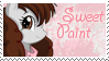 Sweet Paint Stamp by raincloudriot