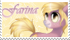 Farina Stamp by raincloudriot