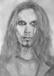 Ville Valo aka C. J. Sparrow by Gregoria