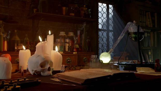 alchemy workplace