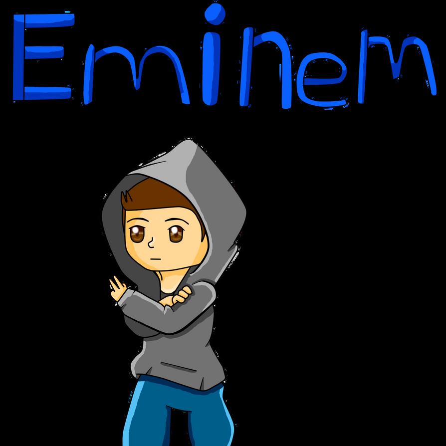 Eminem by Lynnae-Madison