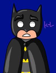 Batman by Lynnae-Madison