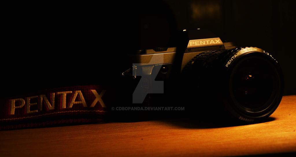 Pentax P30T SLR by CDBOPANDA
