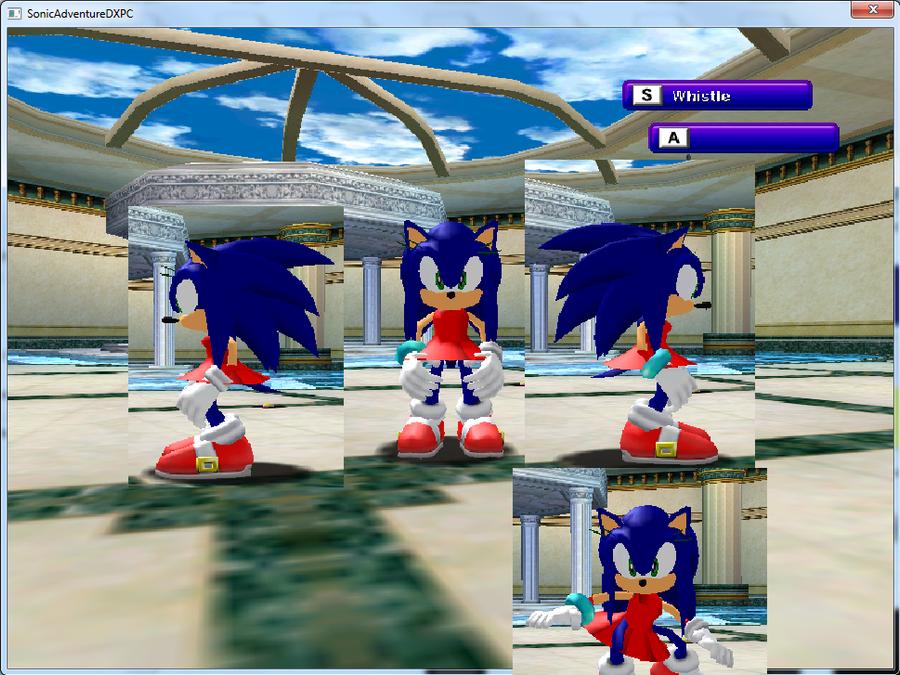 скачать игру Sonic Adventure Dx 2 - фото 7