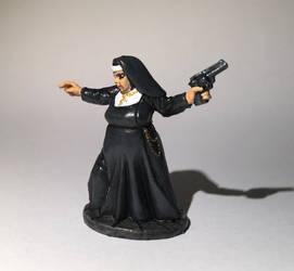 Sister Maria by devilish-dreams