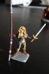 Dragonlance Laurana by devilish-dreams