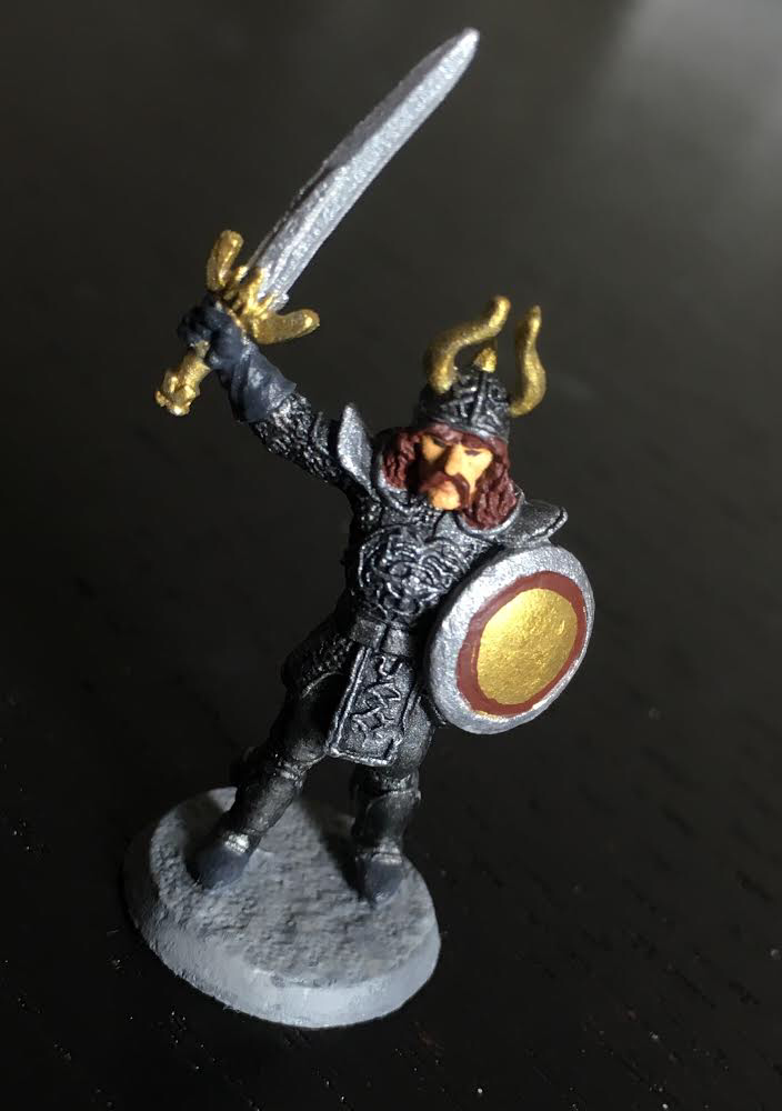 Dragonlance Sturm by devilish-dreams