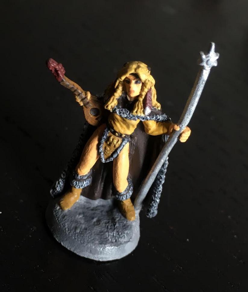 Dragonlance Goldmoon by devilish-dreams