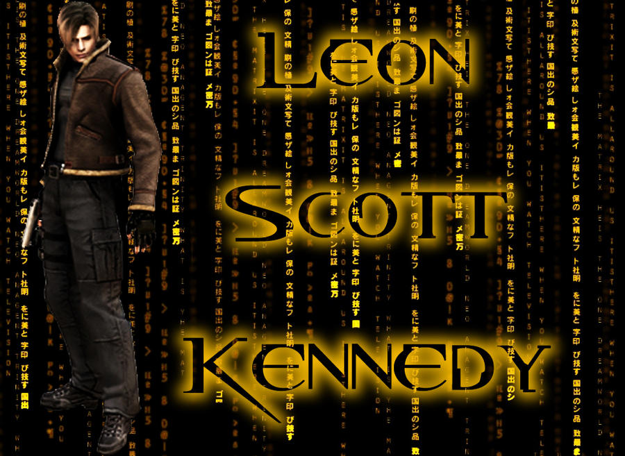 Leon Scott Kennedy By Flankie On DeviantArt
