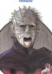 Pinhead by rikinhukuma