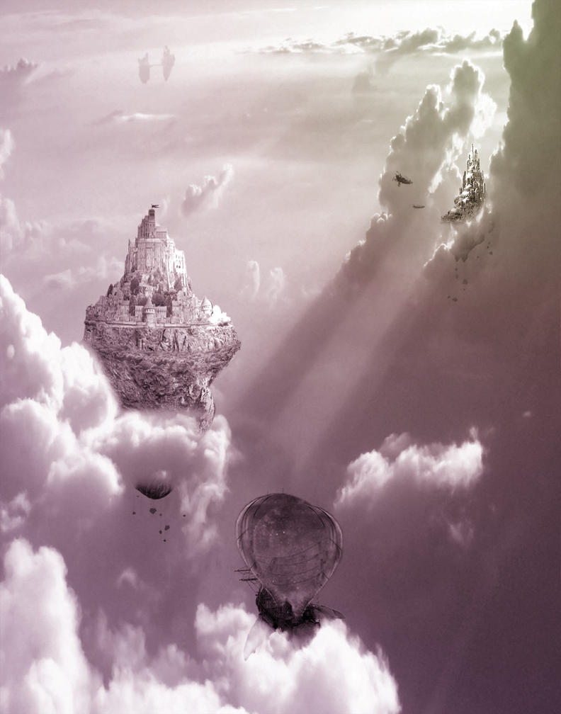 Gravity Cities by Nuriiii