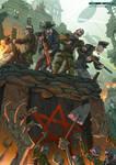 Nazi Zombie Sniper Elite