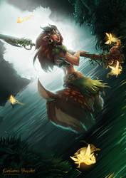 Enchantress Fanart