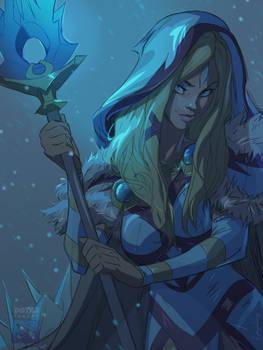 Crystal Maiden