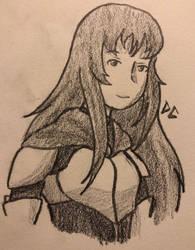 Cecilia Fire Emblem by femaledarkpit