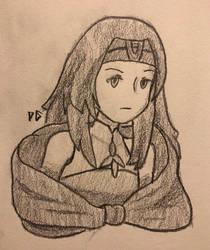 Sanaki by femaledarkpit