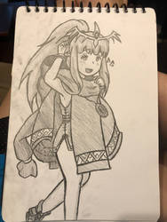 Tiki from Fire Emblem by femaledarkpit